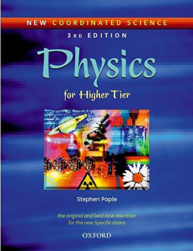 Physics For Higher Tier (New Coordinated Science) by Stephen Pople (5-Jul-2001) Paperback