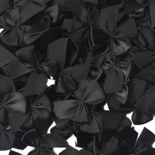 Mini Satin Ribbon Bows Flowers 1