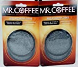 Mr. Coffee WFF Water Filter Replacement Disc Universal 2/Pack 2