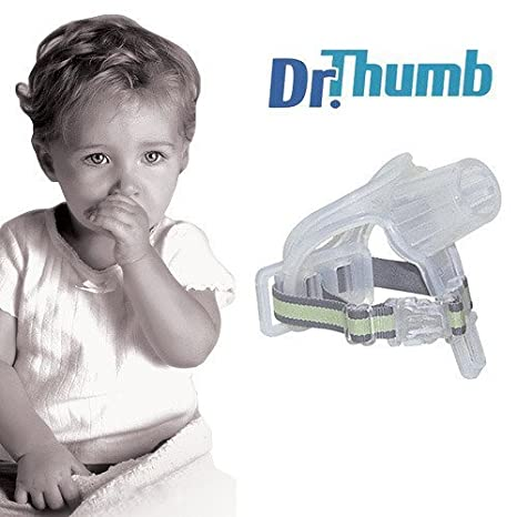 Dr Thumb for Thumb Sucking Prevention and Treatment, Stop Thumb Sucking Today (Large (3-7 years)) DT