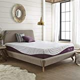 Lavender Bliss Memory Foam Mattress 10-inch by Perfect Cloud (Queen) - Enjoy The Relaxing Scent of Lavender as You Sleep Combined with The Comfort of Memory Foam