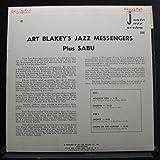 Art Blakey's Jazz Messengers With Sabu - Art Blakey's Jazz Messengers With Sabu - Lp Vinyl Record