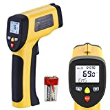 us stove blower motor - LURICO Infrared Thermometer, Non-contact Digital Laser Temperature Gun (-58°F~1202°F/-50°C~650°C) - Accurate Digital Surface IR Thermometer (Battery Included)