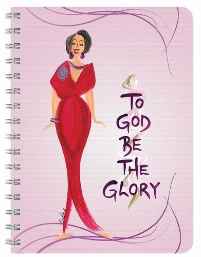 To God Be The Excellence Large Journal