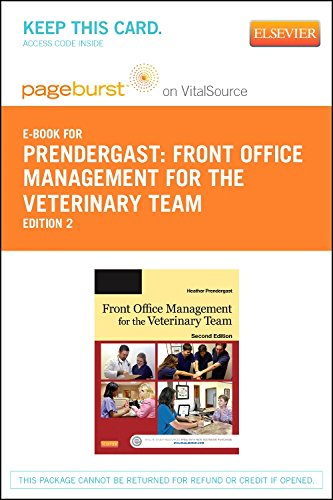 Front Office Management for the Veterinary Team - Elsevier eBook on VitalSource (Retail Access - Heather Front