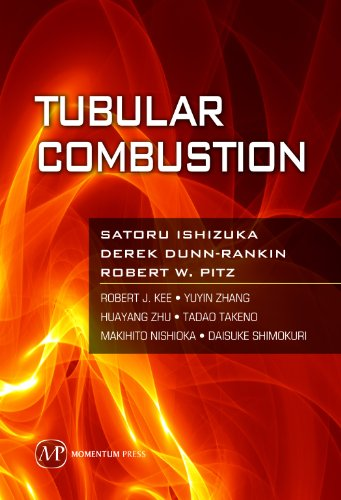 Tubular Combustion (Sustainable Energy) (Tubular Burner)