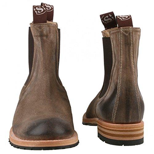 Sendra Boots, Stivali uomo Grigio grigio Grigio (grigio)