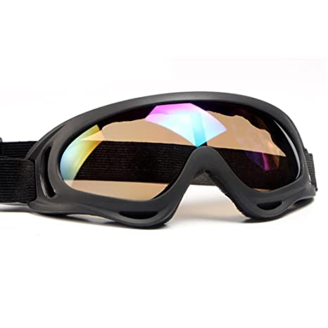 Gafas de Sol Deportivas Polarizadas Sannysis Gafas de sol a prueba de polvo de moto de