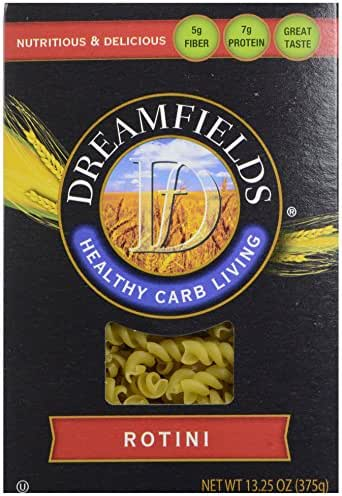 Pasta: Dreamfields
