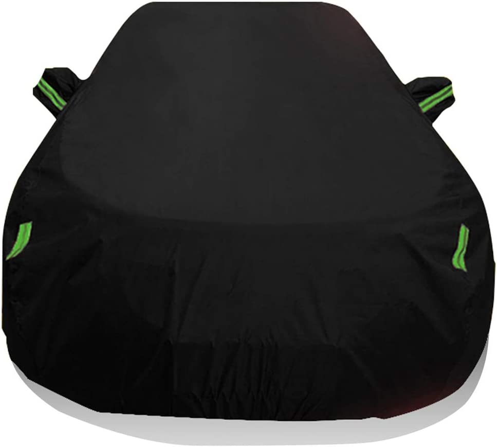 A4 Allroad Quattro Plus Velvet Car Cover Waterproof Snowroof Antifrost Isolier-windundurchl/ässiges Flammenhemmende Sunscreen Raincoat Automatische Abdeckung Autokleidung Kompatibel mit Audi A4