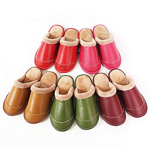 For Lightweight Slippers Slip Fall Memory Women On House Shoes Winter And Warm Zando Foam Men Cotton House Black OdwqYfY