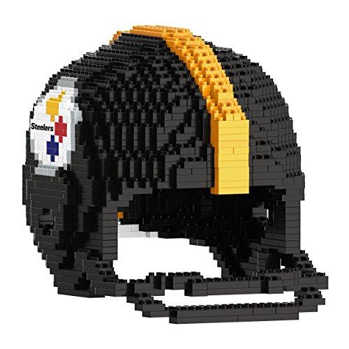 FOCO Pittsburgh Steelers 3D Brxlz - Large Helmet