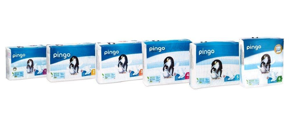 Couches PINGO Taille 5 12/25kg (144 couches): Amazon.es: Salud y cuidado personal