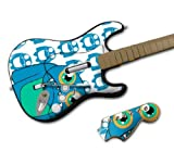 Music Skins MS-FTC10028 Rock Band Wireless Guitar- Find The Cure- Monster Skin