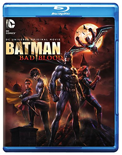 Batman: Bad Blood (Blu-ray)
