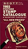 img - for Scott's 1985 Postage Stamp Catalogue book / textbook / text book