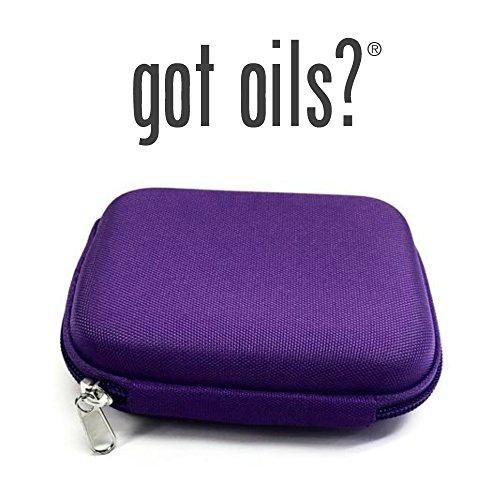 Oils Hard Roller Bottles Purple product image
