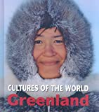Front cover for the book Greenland (Cultures of the World) by David C. King