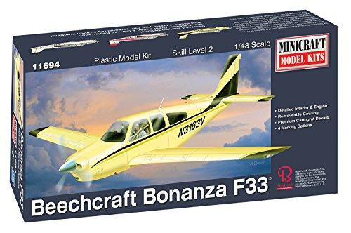 Price comparison product image Beechcraft Bonanza F-33