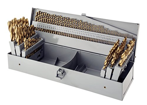 Tin Drill Set - 2