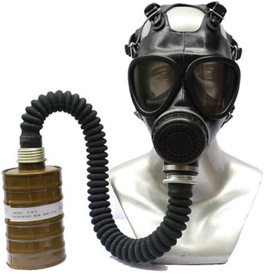 SHENXX Máscara Respiratoria, Protege Los Órganos Respiratorios Humanos, Los Ojos Y La Cara del Polvo De Gases Tóxicos Y Las Bacterias.
