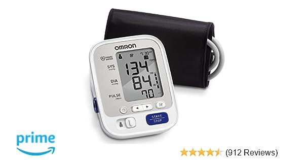 Amazon Omron 5 Series Upper Arm Blood Pressure Monitor Health