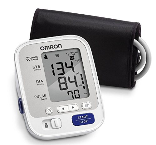 (Omron 5 Series Upper Arm Blood Pressure Monitor)