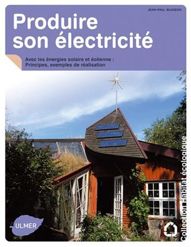 Produire son lectricit : Avec les nergies solaire et olienne : Principes, exemples de ralisation
