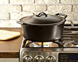 Lodge B0001DJVGU Seasoned Dutch Oven, 7 Quart, 7