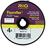 Rio Fluoroflex Plus Fluorocarbon Tippet 30 yd. Spool - Fly Fishing