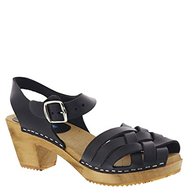 017a4fddbad MIA Bety Women s Sandal 6 B(M) US Black