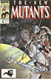 img - for The New Mutants #63 Vol. 1 May 1988 book / textbook / text book