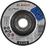 Bosch 2 608 600 218 - Disco de desbaste acodado Expert for Metal - A 30 T BF, 115 mm, 6,0 mm (pack de 1)