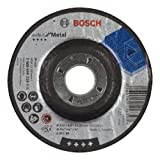 Bosch 2608600218 Metal Grinding Disc with Depressed Cent