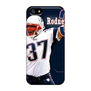 New GPE6936TTsI New England Patriots Tpu Cover Case For Iphone 5/5s