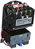 Siemens 14CUC32AF Heavy Duty Motor Starter, Solid State Overload, Auto/Manual Reset, Open Type, Standard Width Enclosure, 3 Phase, 3 Pole, 0 NEMA Size, 3-12A Amp Range, A1 Frame Size, 120 Separate Control 60Hz Coil Voltage