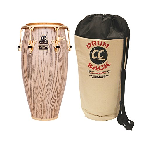 Series Wood Congas (Latin Percussion LP Galaxy Giovanni Series 11-3/4