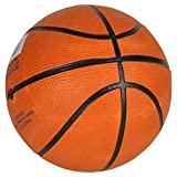 "5"" Mini Rubber Basketball Indoor/Outdoor Use. Makes Great Party Favor! by PlayTime"