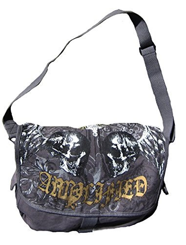 Anthracite Sacoche Amplified Bandoulière À Skull Holly pwAdqA61