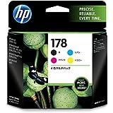 Hewlett Packard 4-color HP178 Multipack CR281AA