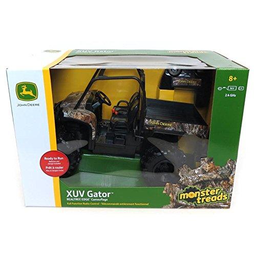 Tomy - John Deere Radio Control Monster Treads Gator