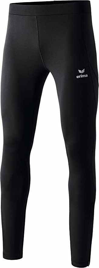 Fitness & Jogging Bekleidung Erima Basic Running Tight lang Herren 829301 Laufen Laufhose Sport Fitness