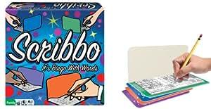 Scribbo Board Game