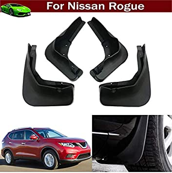 for nissan x-trail Rogue Door Sill Trim Scuff Plate Protector guard 14-2017