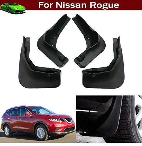 - Tiantian New 4pcs Car Mud Flap Splash Guard Fender Mudguard Mudflap for Nissan Rogue 2014 2015 2016 2017 2018 2019 2020
