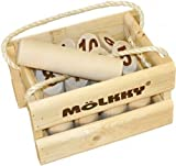 Tactic Molkky Wooden Crate