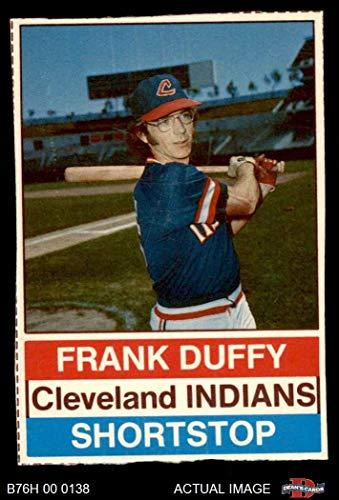 Honkbal 1972 Topps #607 Frank Duffy Cleveland Indians Baseball Card