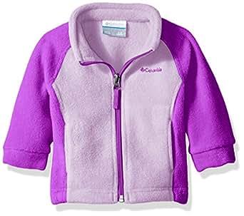 baby girl columbia fleece jacket