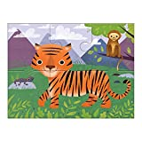 Mudpuppy Animals of The World 4-in-A-Box