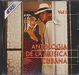 img - for Antologia De La Musica Cubana Volume II (1991 MUSIC CD) book / textbook / text book
